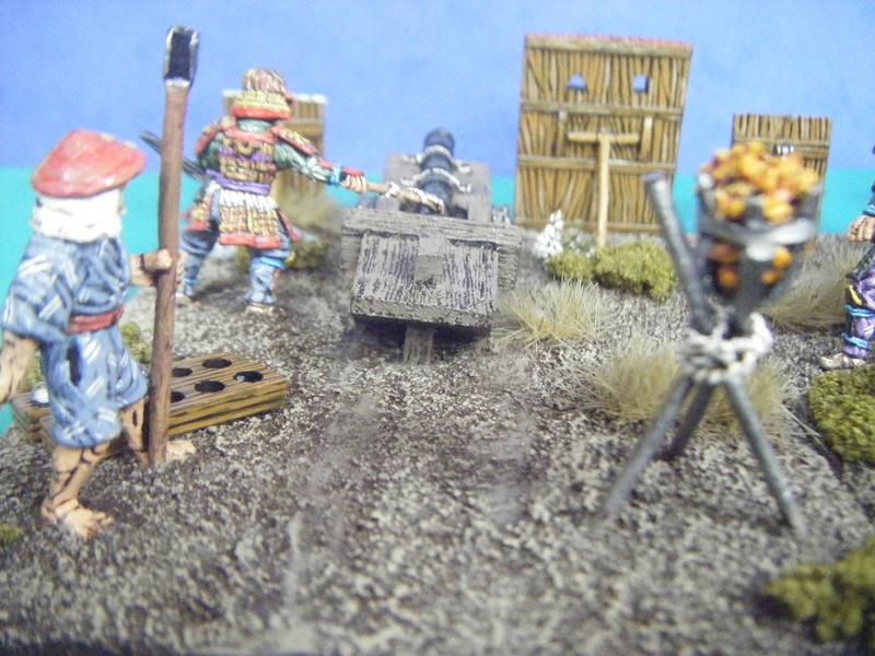 [Sengoku-Jidaï - Byblos] Le clan Mori , seigneurs du Chugoku , ses alliés , ses rivaux  Dscf8920