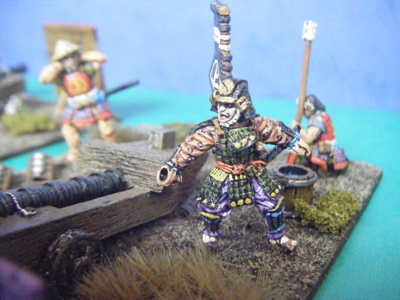 [Sengoku-Jidaï - Byblos] Le clan Mori , seigneurs du Chugoku , ses alliés , ses rivaux  Dscf8921