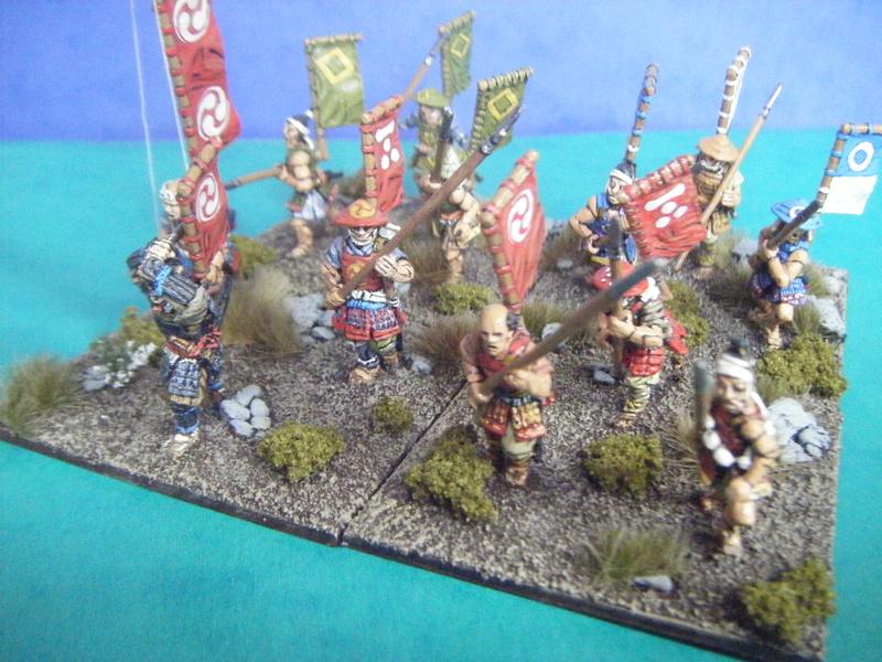 [Sengoku-Jidaï - Byblos] Le clan Mori , seigneurs du Chugoku , ses alliés , ses rivaux  Dscf8927