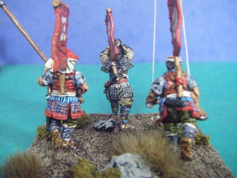 [Sengoku-Jidaï - Byblos] Le clan Mori , seigneurs du Chugoku , ses alliés , ses rivaux  Dscf9011