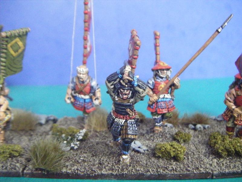 [Sengoku-Jidaï - Byblos] Le clan Mori , seigneurs du Chugoku , ses alliés , ses rivaux  Dscf9012