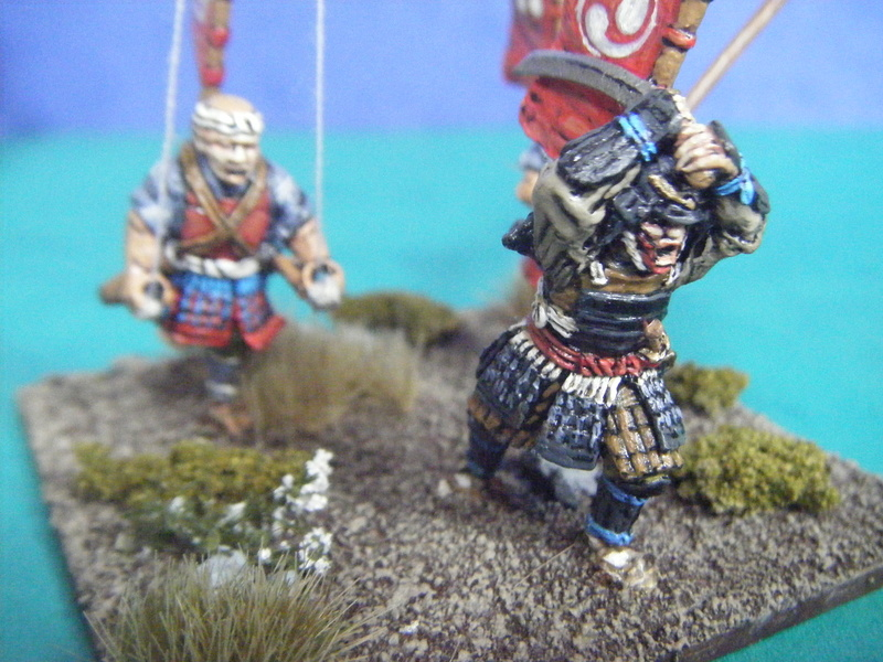 [Sengoku-Jidaï - Byblos] Le clan Mori , seigneurs du Chugoku , ses alliés , ses rivaux  Dscf9013
