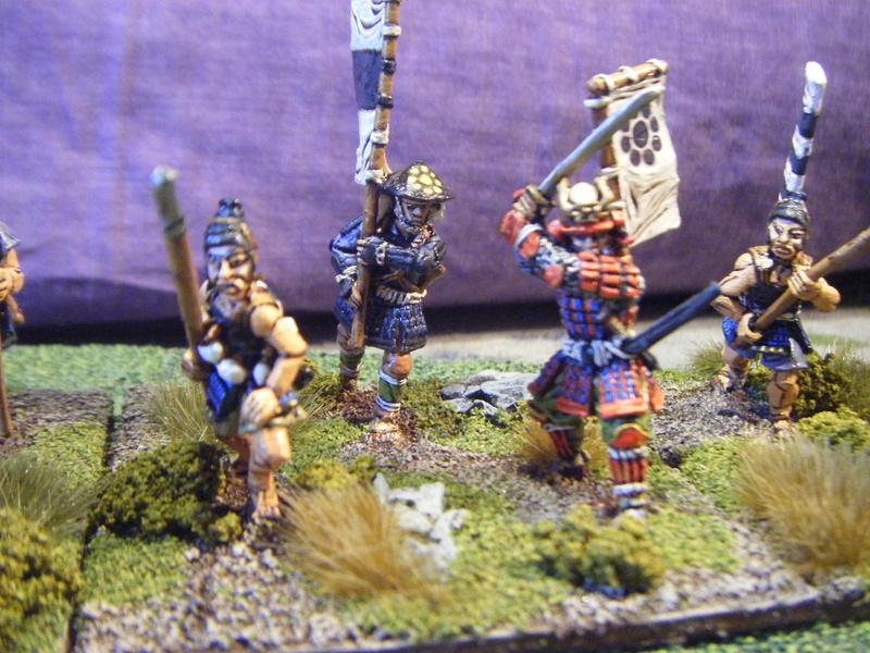 [Sengoku-Jidaï - Byblos] Le clan Mori , seigneurs du Chugoku , ses alliés , ses rivaux  Dscf9014