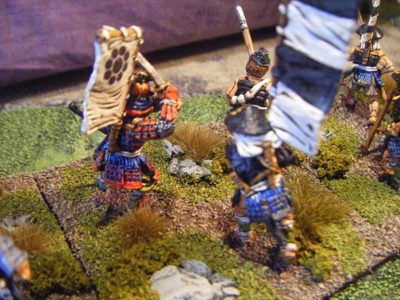 [Sengoku-Jidaï - Byblos] Le clan Mori , seigneurs du Chugoku , ses alliés , ses rivaux  Dscf9015