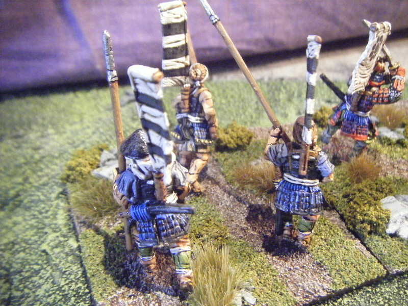 [Sengoku-Jidaï - Byblos] Le clan Mori , seigneurs du Chugoku , ses alliés , ses rivaux  Dscf9016