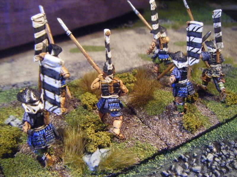 [Sengoku-Jidaï - Byblos] Le clan Mori , seigneurs du Chugoku , ses alliés , ses rivaux  Dscf9019