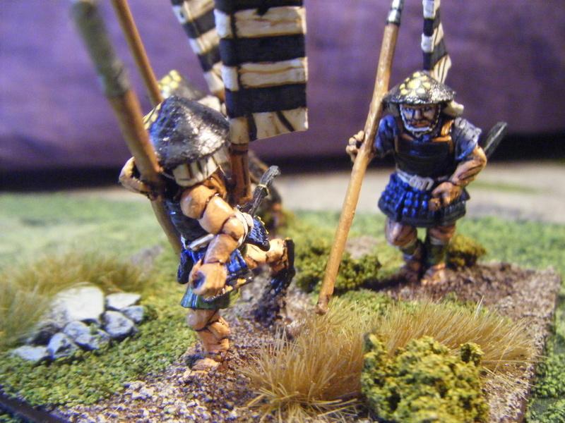 [Sengoku-Jidaï - Byblos] Le clan Mori , seigneurs du Chugoku , ses alliés , ses rivaux  Dscf9021