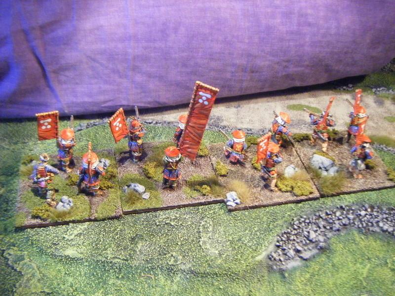 [Sengoku-Jidaï - Byblos] Le clan Mori , seigneurs du Chugoku , ses alliés , ses rivaux  Dscf9031