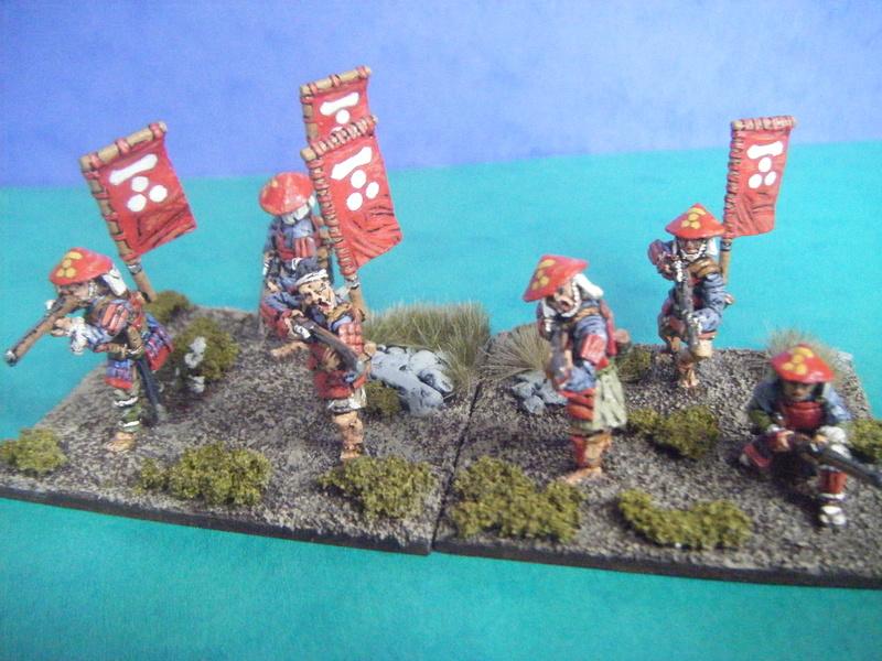 [Sengoku-Jidaï - Byblos] Le clan Mori , seigneurs du Chugoku , ses alliés , ses rivaux  Dscf9033
