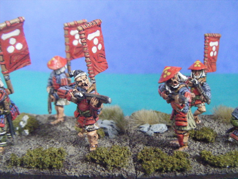 [Sengoku-Jidaï - Byblos] Le clan Mori , seigneurs du Chugoku , ses alliés , ses rivaux  Dscf9034