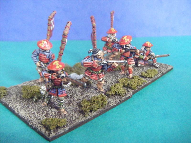 [Sengoku-Jidaï - Byblos] Le clan Mori , seigneurs du Chugoku , ses alliés , ses rivaux  Dscf9037