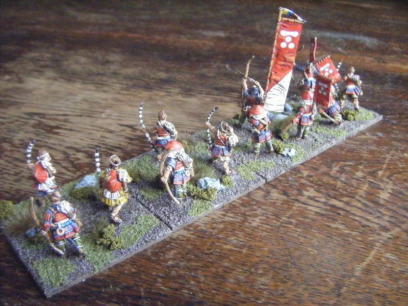 [Sengoku-Jidaï - Byblos] Le clan Mori , seigneurs du Chugoku , ses alliés , ses rivaux  Dscf9110