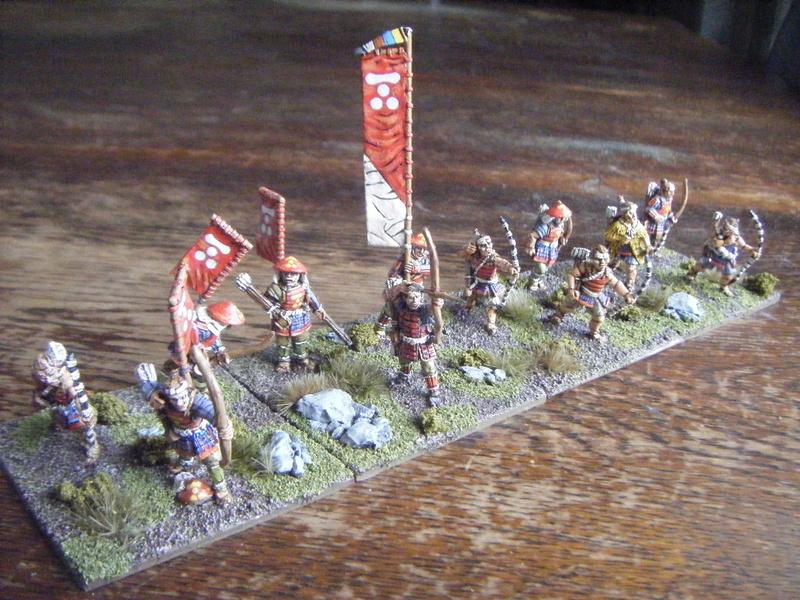 [Sengoku-Jidaï - Byblos] Le clan Mori , seigneurs du Chugoku , ses alliés , ses rivaux  Dscf9113