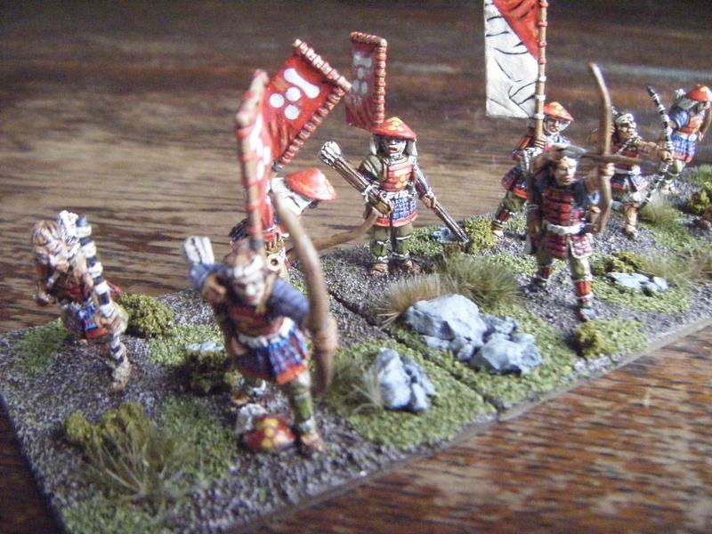 [Sengoku-Jidaï - Byblos] Le clan Mori , seigneurs du Chugoku , ses alliés , ses rivaux  Dscf9114