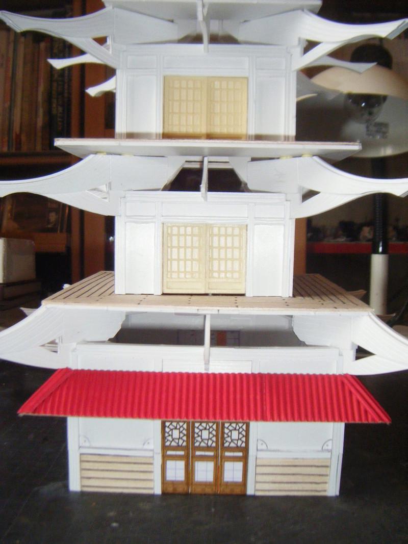 [Sengoku Jidaï] Le monastère fortifié Dscf9745
