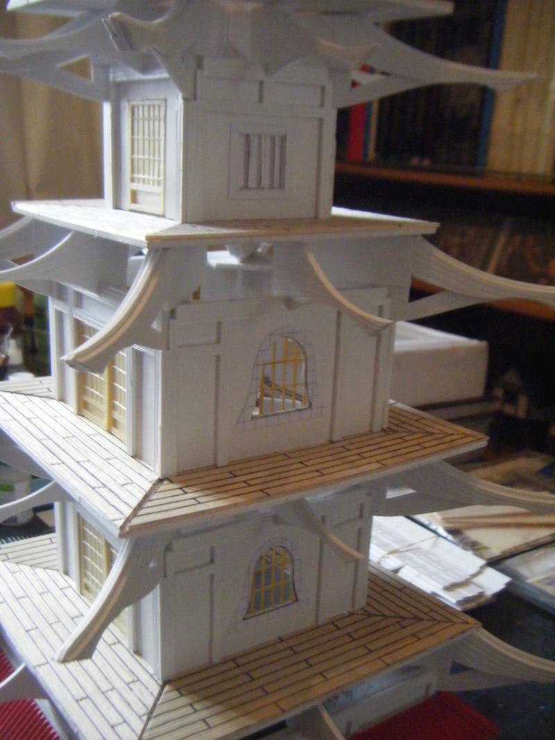 [BYBLOS - SENGOKU JIDAI] Monastère bouddhique fortifié (MàJ 16/02/19) Dscf9747