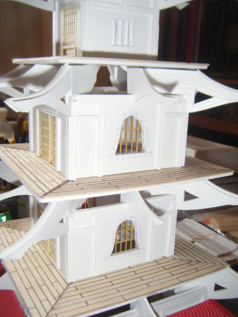 [Sengoku Jidaï] Le monastère fortifié Dscf9748