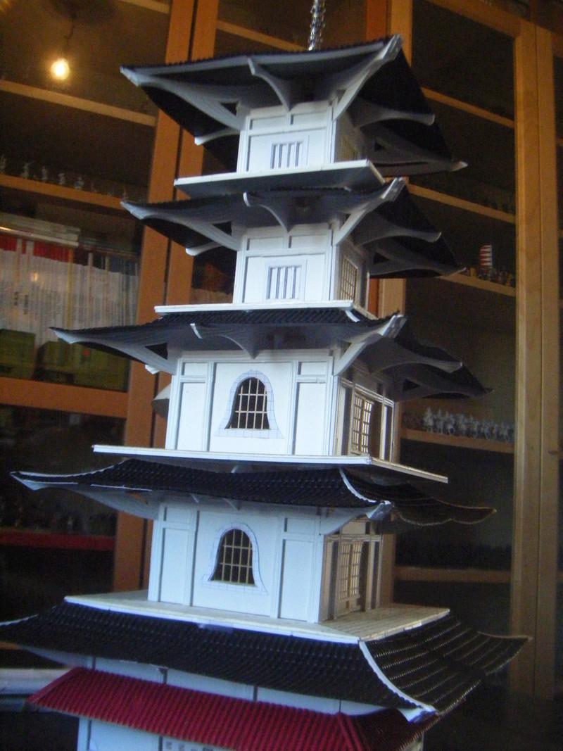 [Sengoku Jidaï] Le monastère fortifié Dscf9749