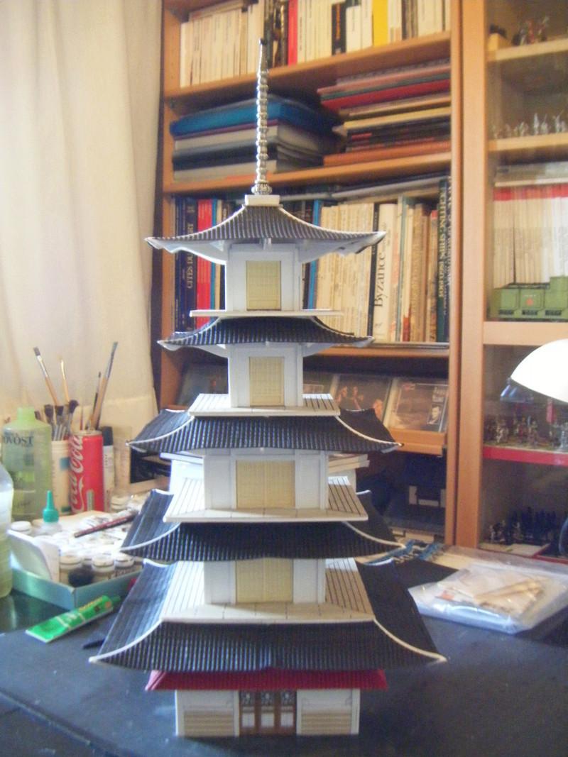[Sengoku Jidaï] Le monastère fortifié Dscf9754