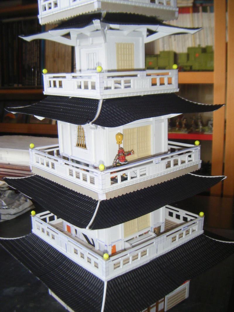 [Sengoku Jidaï] Le monastère fortifié Dscf9758