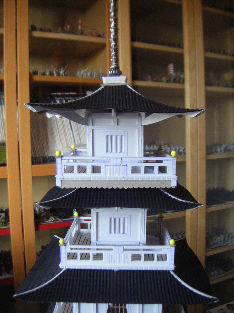 [BYBLOS - SENGOKU JIDAI] Monastère bouddhique fortifié (MàJ 16/02/19) Dscf9759