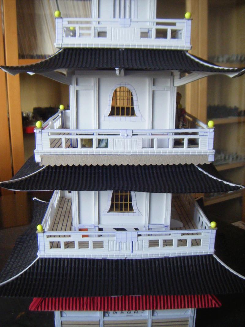 [Sengoku Jidaï] Le monastère fortifié Dscf9760