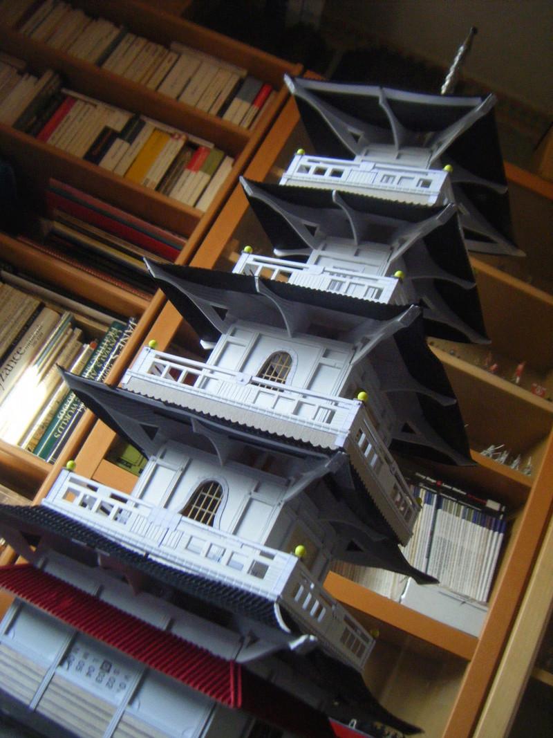[Sengoku Jidaï] Le monastère fortifié Dscf9762