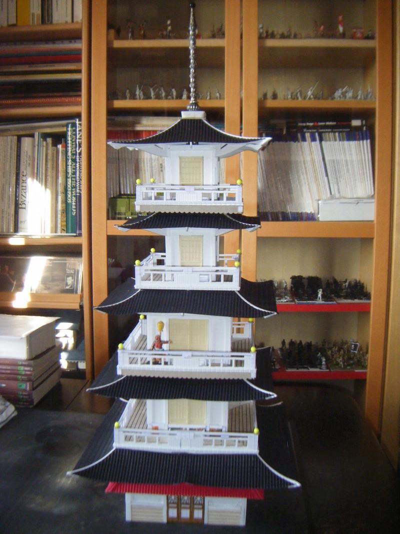 [Sengoku Jidaï] Le monastère fortifié Dscf9765
