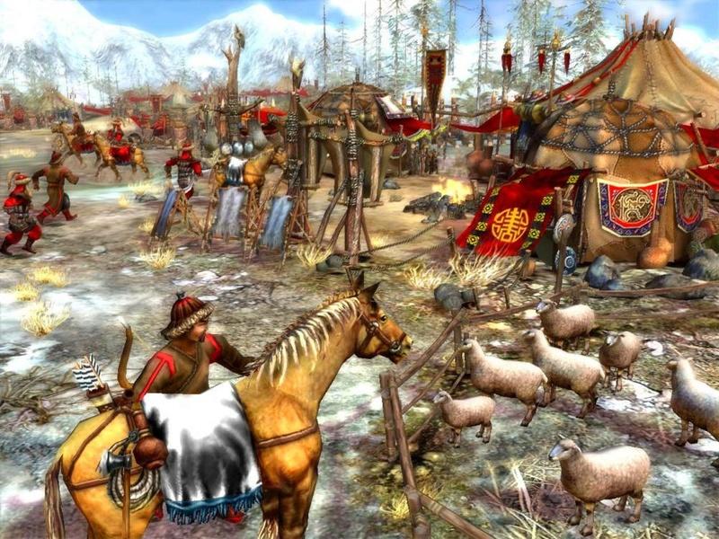 [INSPIRATION] Les Mongols , Tamerlan , Babur Golden11