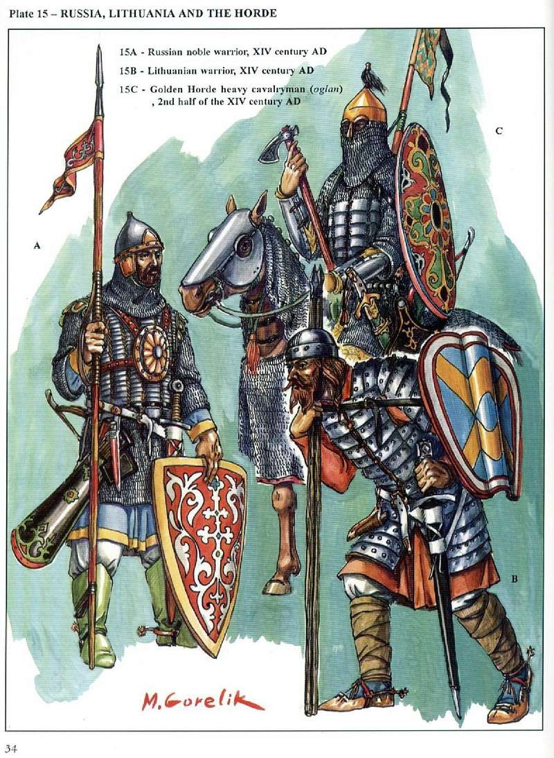 [INSPIRATION] Les Mongols , Tamerlan , Babur Horde_10