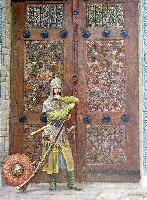 [Inspiration] Le Grand Déluge (Polonais , Tatars , Cosaques , Russes , Ottomans Circa 1650) Kazan_11