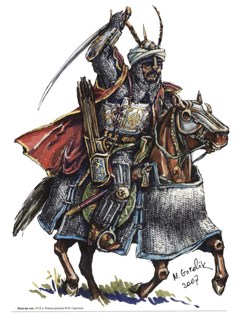 [Inspiration] Le Grand Déluge (Polonais , Tatars , Cosaques , Russes , Ottomans Circa 1650) Kazhak10