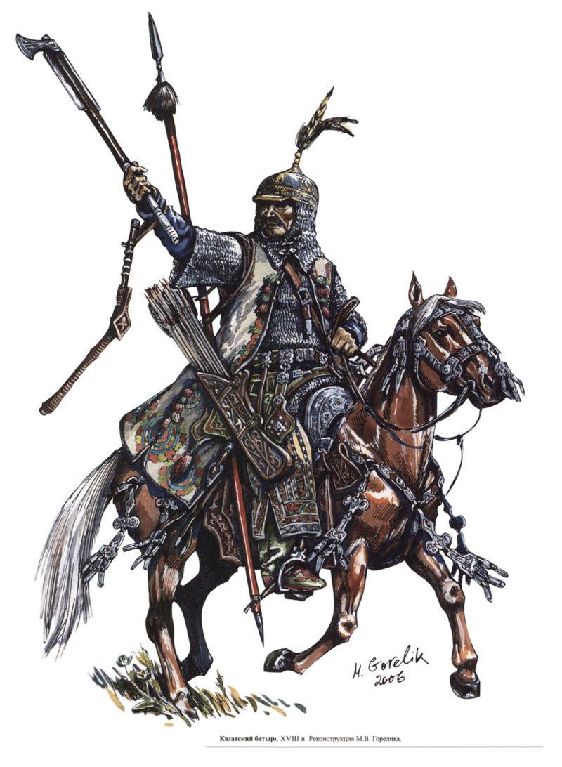 [Inspiration] Le Grand Déluge (Polonais , Tatars , Cosaques , Russes , Ottomans Circa 1650) Khazak10