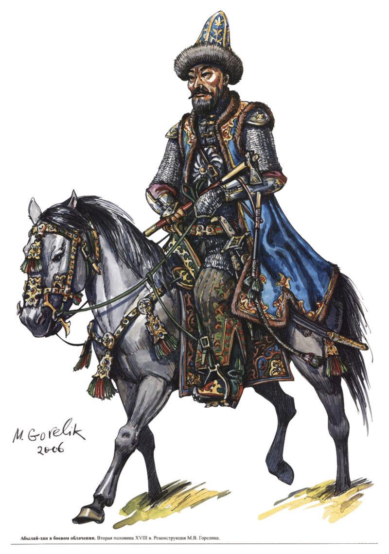 [Inspiration] Le Grand Déluge (Polonais , Tatars , Cosaques , Russes , Ottomans Circa 1650) Khazak11