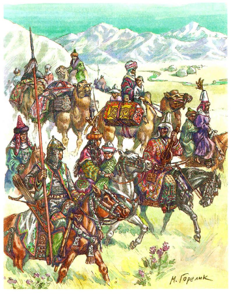[Inspiration] Le Grand Déluge (Polonais , Tatars , Cosaques , Russes , Ottomans Circa 1650) Khazak12