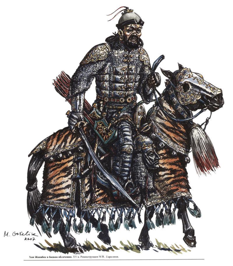 [Inspiration] Le Grand Déluge (Polonais , Tatars , Cosaques , Russes , Ottomans Circa 1650) Khazak13