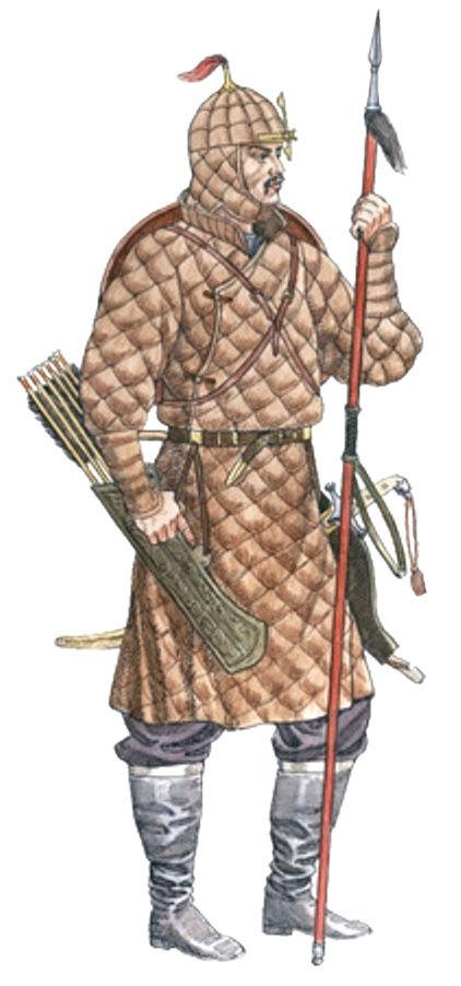 [Inspiration] Le Grand Déluge (Polonais , Tatars , Cosaques , Russes , Ottomans Circa 1650) Khazak15