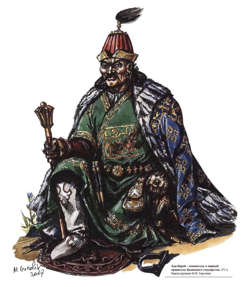[Inspiration] Le Grand Déluge (Polonais , Tatars , Cosaques , Russes , Ottomans Circa 1650) Khazak16