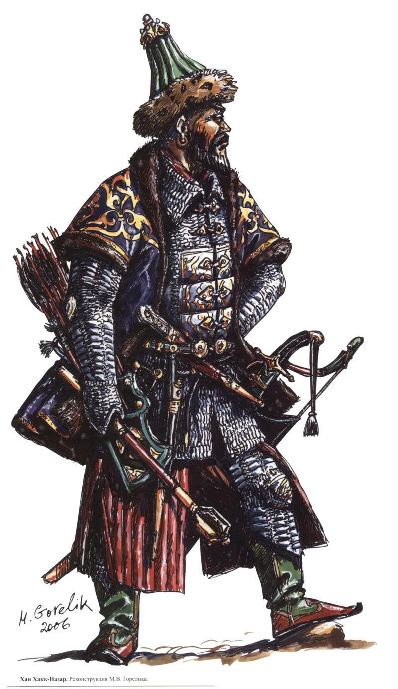 [Inspiration] Le Grand Déluge (Polonais , Tatars , Cosaques , Russes , Ottomans Circa 1650) Khazak17