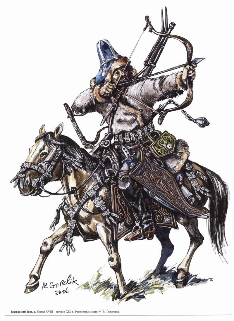 [Inspiration] Le Grand Déluge (Polonais , Tatars , Cosaques , Russes , Ottomans Circa 1650) Khazak18