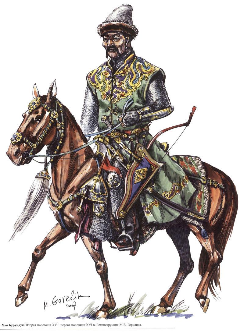 [Inspiration] Le Grand Déluge (Polonais , Tatars , Cosaques , Russes , Ottomans Circa 1650) Khazak20