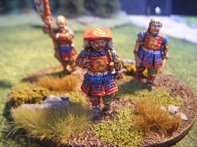 [Sengoku-Jidaï - Byblos] Le clan Mori , seigneurs du Chugoku , ses alliés , ses rivaux  Kobaya10
