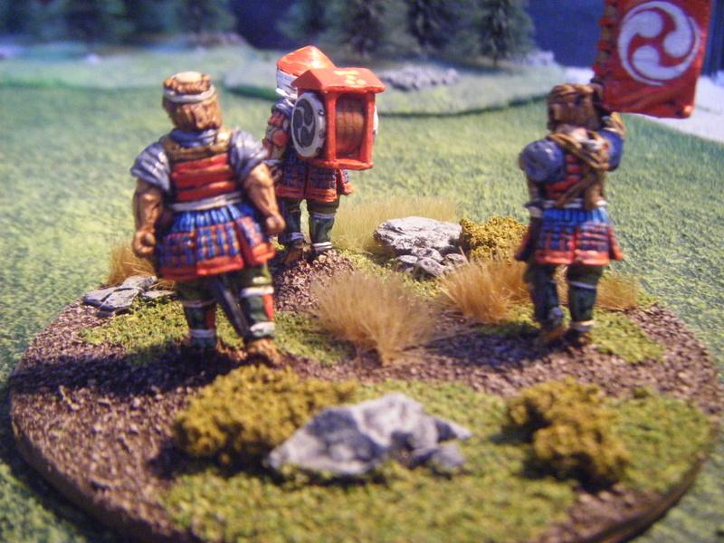 [Sengoku-Jidaï - Byblos] Le clan Mori , seigneurs du Chugoku , ses alliés , ses rivaux  Kobaya11