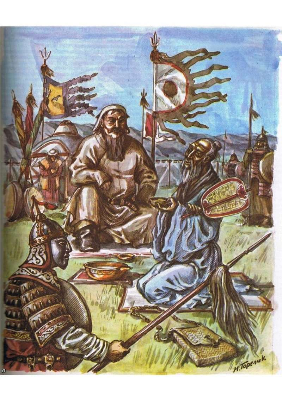 [INSPIRATION] Les Mongols , Tamerlan , Babur Mongol11