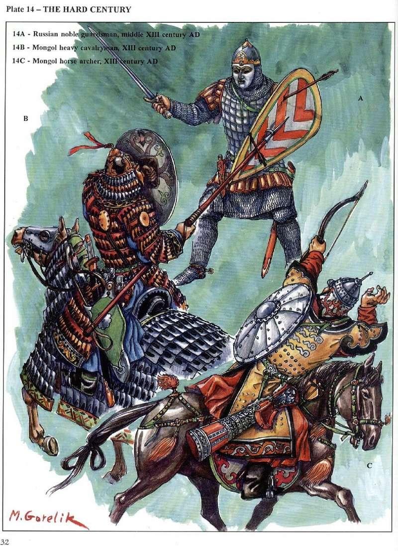 [INSPIRATION] Les Mongols , Tamerlan , Babur Mongol12