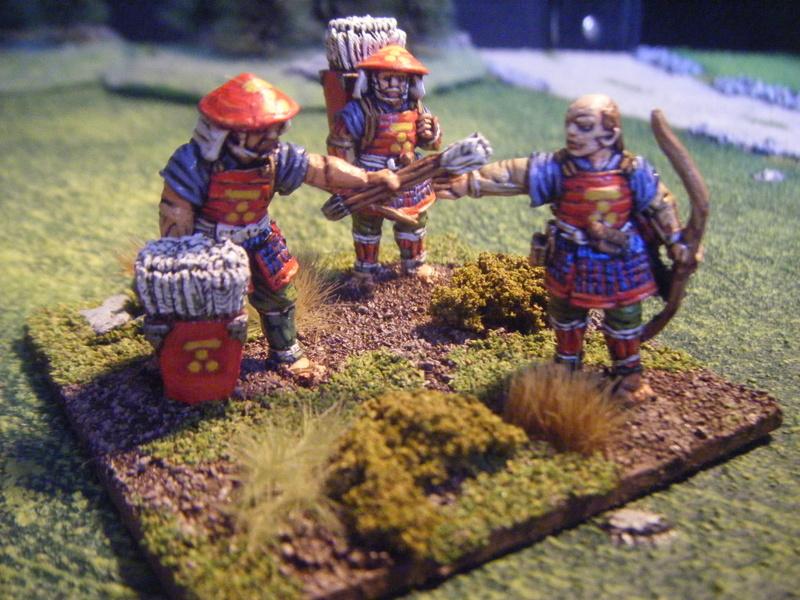 [Sengoku-Jidaï - Byblos] Le clan Mori , seigneurs du Chugoku , ses alliés , ses rivaux  Muniti11