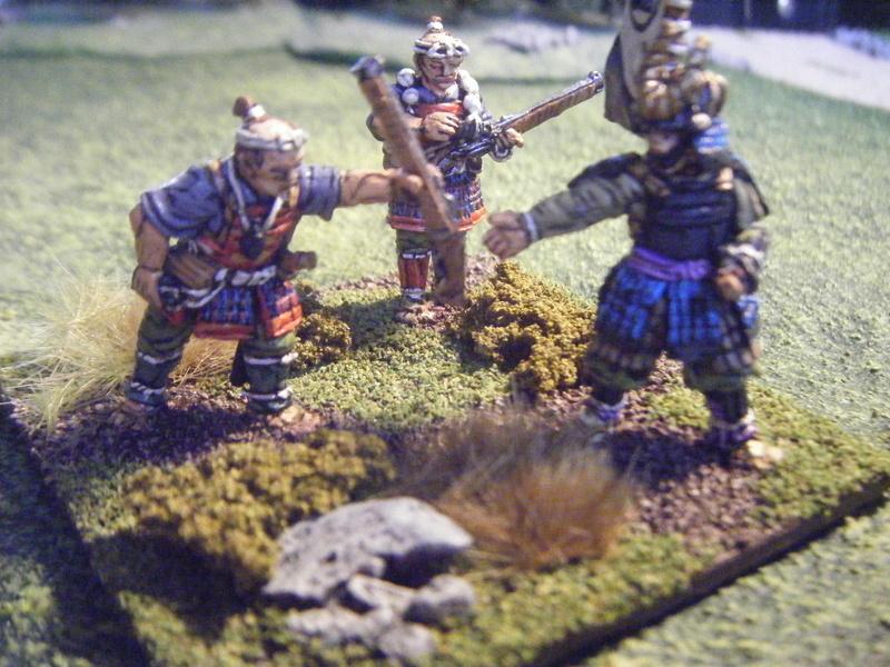 [Sengoku-Jidaï - Byblos] Le clan Mori , seigneurs du Chugoku , ses alliés , ses rivaux  Muniti12