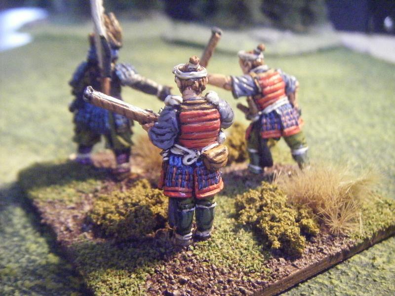 [Sengoku-Jidaï - Byblos] Le clan Mori , seigneurs du Chugoku , ses alliés , ses rivaux  Muniti13