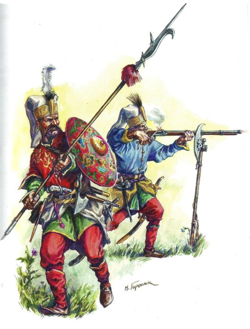 [Inspiration] Le Grand Déluge (Polonais , Tatars , Cosaques , Russes , Ottomans Circa 1650) Ottoma11