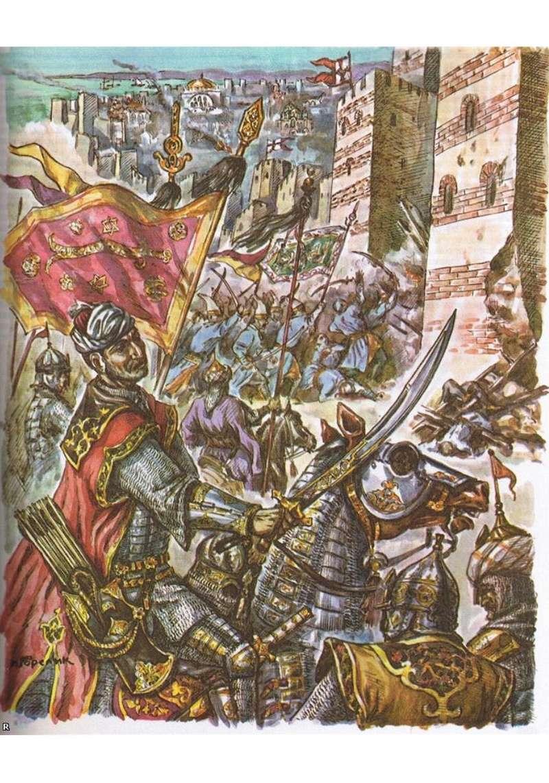 [Inspiration] Le Grand Déluge (Polonais , Tatars , Cosaques , Russes , Ottomans Circa 1650) Ottoma14